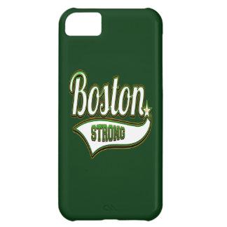 VERDE irlandés fuerte de Boston Funda Para iPhone 5C