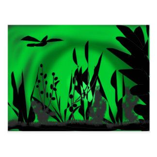 -verde-laguna postales