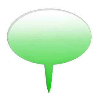 verde lima a la pendiente blanca #00cc00 figuras de tarta