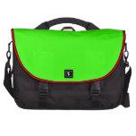 Verde lima bolsas para ordenador