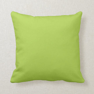 """Verde lima"" Cojines"