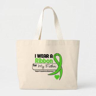 Verde lima del desgaste del linfoma I para mi padr Bolsa