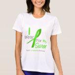 Verde lima del desgaste del linfoma I para mi Camisetas