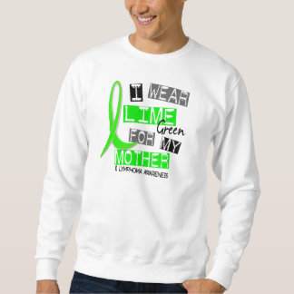 Verde lima del desgaste del linfoma I para mi Suéter