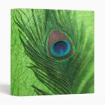 Verde lima del pavo real