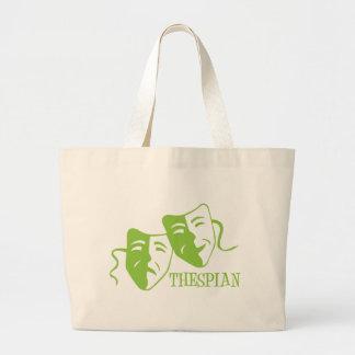 verde lima del thespian bolsa