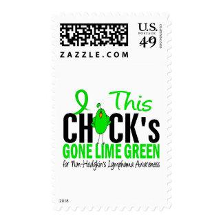 Verde lima ida polluelo del LINFOMA de Envio