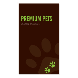 Verde lima PROFESIONAL del cuidado de animales de