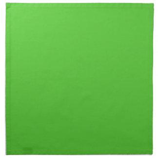 Verde lima servilleta