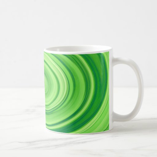 Verde lima Whirlpool Taza De Café
