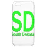 Verde llano del SD Dakota del Sur