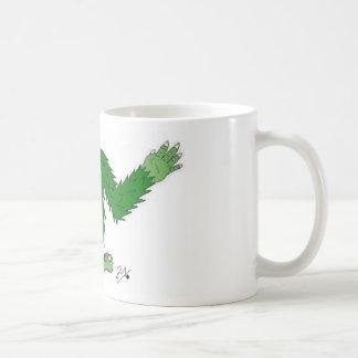 verde malo taza clásica