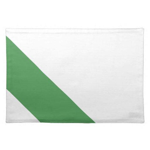 Verde Mantel Individual