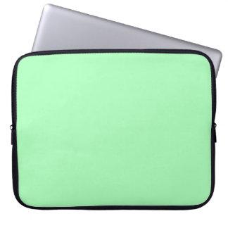 Verde menta del color sólido