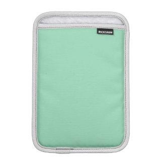 Verde menta fundas iPad mini