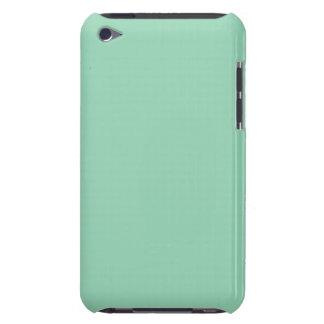 Verde menta iPod Case-Mate protectores