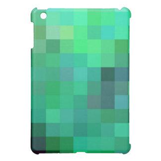 Verde moderno del arte fresco del pixel