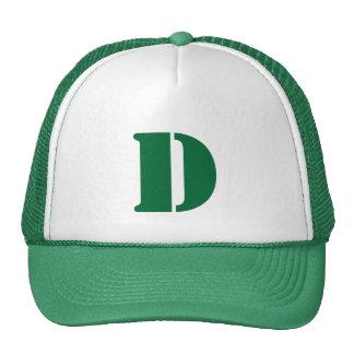 Verde Monograma of order and soles in target Trucker Hat