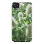 Verde mullido Case-Mate iPhone 4 protectores