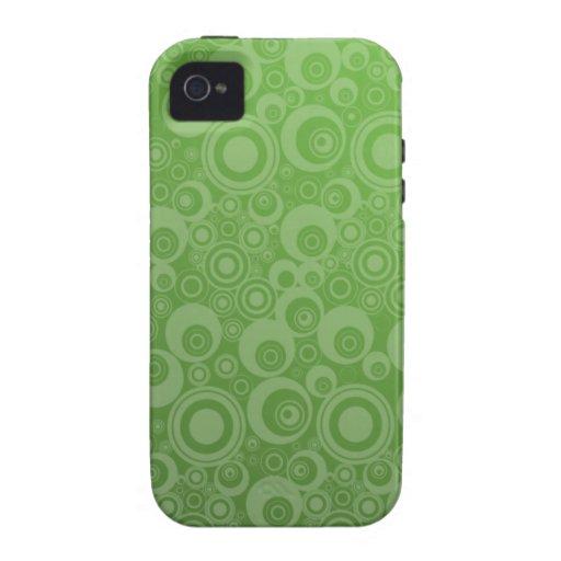 Verde oscuro funda Case-Mate para iPhone 4