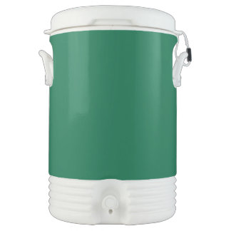 Verde oscuro vaso enfriador igloo