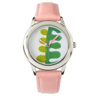 verde perfecto relojes de mano