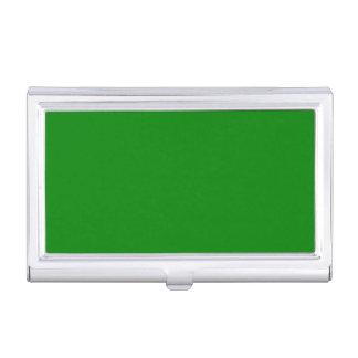 Verde Cajas De Tarjetas De Presentación