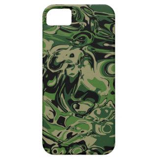 Verde raro funda para iPhone SE/5/5s