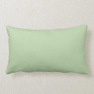 """""""Verde salvia"""" Almohada"""