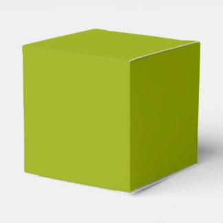 Verde sólido de Limeade Paquetes De Regalo