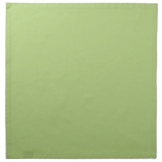 Verde Sundrenched Servilletas