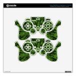 Verde tóxico skins para mando PS3