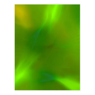 Verde translúcido postal