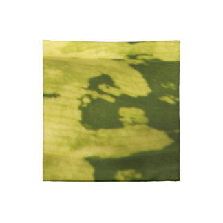 Verde verde oliva abstracto tropical botánico servilletas