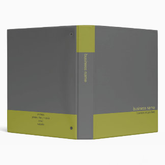 "Verde verde oliva simple moderno elegante/raya carpeta 1"""