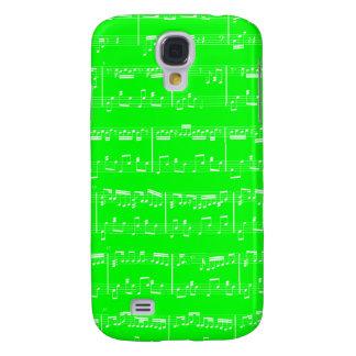 Verde vivo de la partitura de HTC