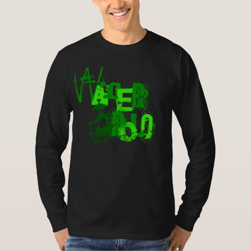 Verde w/skull del water polo