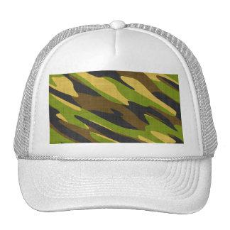 Verde y camuflaje del ejército de Brown Gorro