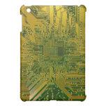Verde y placa de circuito del ordenador electrónic iPad mini protectores