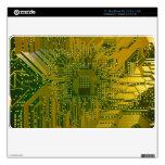 Verde y placa de circuito del ordenador electrónic MacBook air 27,9cm skins