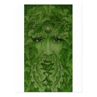 verde yuleking postal
