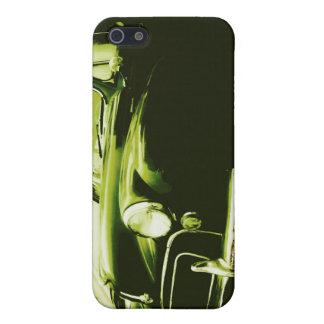 verdes del coccirain iPhone 5 fundas