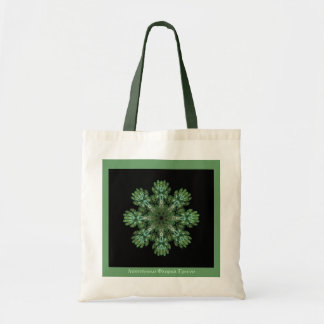 Verdes del fractal del Apophysis Bolsas