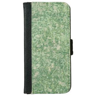 Verdes texturizados carcasa de iPhone 6