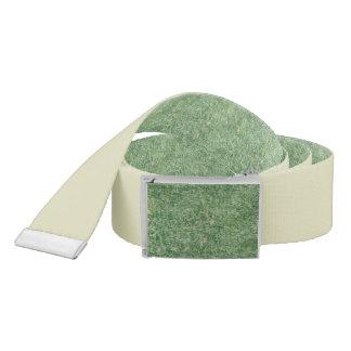 Verdes texturizados correa