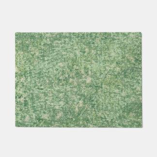 Verdes texturizados felpudo