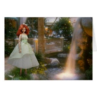 Verdi, Embassy Suites, San Francisco, Fairyland Greeting Card