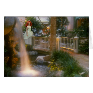 Verdi, Embassy Suites, San Francisco, Wonderland Card