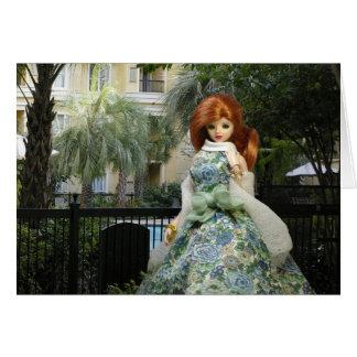 Verdi, Houston Garden Greeting Card