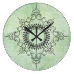 Verdi Vintage Medallion Clocks